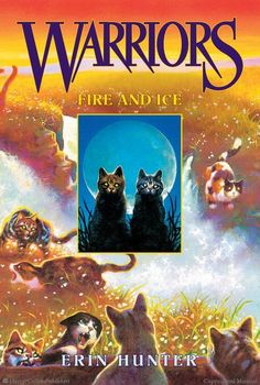Warriors #2: Fire and Ice by Erin Hunter. This book is the book I need to read next since I finished the book