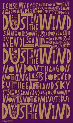 dust lyric bottom