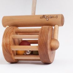Hey, I found this really awesome Etsy listing at https://www.etsy.com/no-en/listing/100966708/wooden-lawnmower-toy-personalized