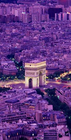 Paris...arc de triumph, a honeymoon visit...