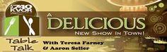 KVOR's Table Talk – I Am a Guest On Teresa Farney's (Gazette Food Editor) Radio Show!