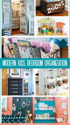 Kids Bedroom Furniture Design, Modern Kids Bedroom, Cool Kids Bedrooms, Playroom Design, Boys Bedroom Storage, Kids Bedroom Organization, Boys Bedroom Decor, Organization Ideas, Diy Closet Shelves