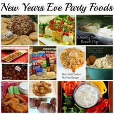 New Years Eve Party Food Recipes -