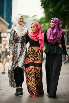 hijab indonesia | indonesia-hijab-style