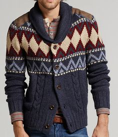 Tommy Hilfiger (which I usually wouldn't buy, but this is nice).