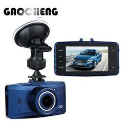 Original ALCOR Full HD 1080P 2.7 Car Camera DVR Recorder 170 degree Car Dvrs Parking monitor G-Sensor WDR ADAS Dash cam