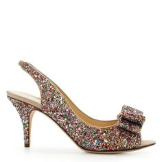 It's probably not so smart to want wedding shoes that will cost over 25% of the cost of my dress, but they're so pretty!