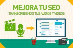 ¿Tienes un blog o web y tu contenido es puramente audiovisual?#HoySeMueveEnTilo Alberto y nos cuenta cómo mejorar nuestro #SEO transcribiendo vídeos.