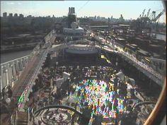 MSC Orchestra - Bridge (Forward) Webcam / Camera