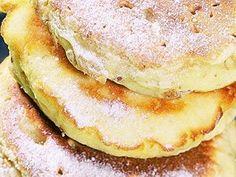 Special Czech pancakes with blueberry jam! Lívance s borůvkovým rozvarem
