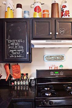 Ideas Creativas de Gabinetes para Cocinas