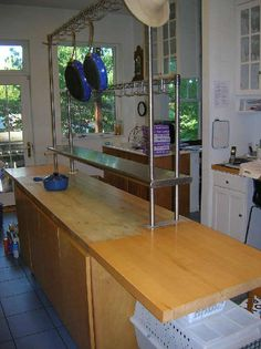 View information about this sale in Saint Louis, MO. The sale starts Friday, August 24 and runs through Sunday, August Pot Rack Hanging, Hook Rack, Barn Wood, Kitchen Island, The Neighbourhood, Deep, Cabinet, Metal, Furniture