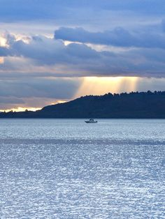Serenity....  Taupo Sunset by Abaconda, via Flickr