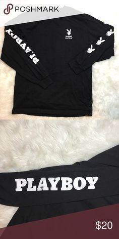 Playboy Long Sleeve From pacsun! PacSun Tops Tees - Long Sleeve