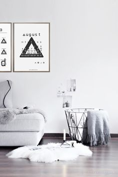 'Minimal Interior Design Inspiration' is a biweekly showcase of some of the most perfectly minimal interior design examples that we've found around the web - Interior Design Examples, Interior Design Inspiration, Home Decor Inspiration, Decor Ideas, Interior Styling, Interior Decorating, Decorating Tips, Style Deco, Home And Deco