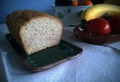 Paleo kókuszlisztes kenyér How To Make Bread, Kenya, Banana Bread, Recipes, Food, Meal, Food Recipes, Essen, Rezepte