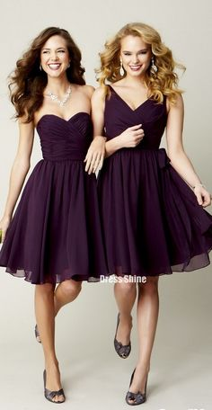 Short Bridesmaid Dress - from Dress Shine