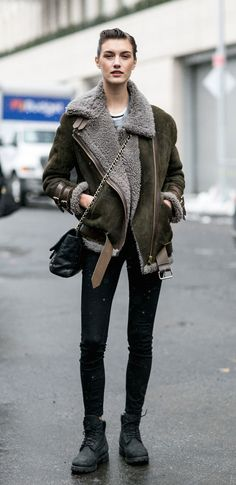 New York Fashion Week, Fall 2015 RTW. On the streets.