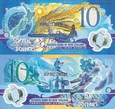 WORLDS MOST BEAUTIFUL CURRENCY NOTES - Collectorzworld: