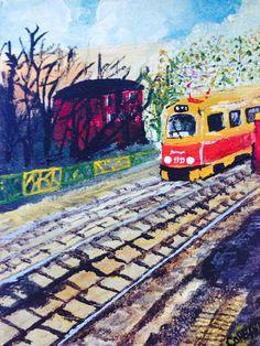 Moscow, train N•26