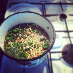 Quick noodles - Kivistössä / Lily.fi
