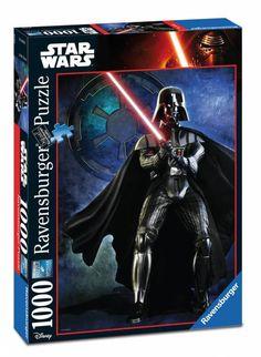 Darth Vader - La guerra de las Galaxias en puzle