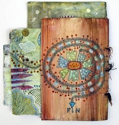 junkmail book  by franswazz, via Flickr