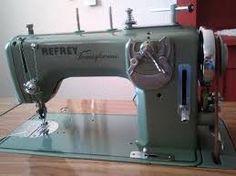 Resultado de imagen de maquina de coser refrey