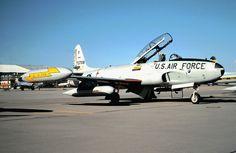 Griffiss T-33A by F16CrewChief.deviantart.com on @DeviantArt