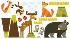 The Playful Licensing Illustrations of CarmenMok