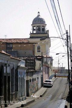 La Pastora,  Patrimonio Nacional. Caracas, 09-03-2007. (JESÚS CASTILLO / EL NACIONAL)