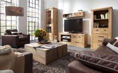 Aranżacja salonu, kolekcja Scalo od Ludwik Styl / Living room, coll. Scalo, prod. Ludwik Styl