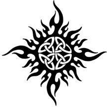 celtic sun tattoo designs - Google Search