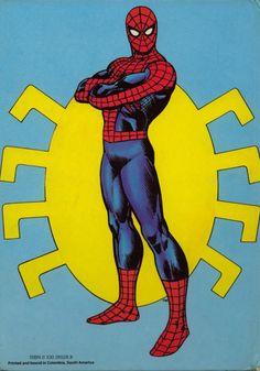 Classic Spider-Man #Marvel #Comics
