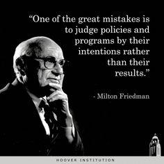 Milton Friedman quote