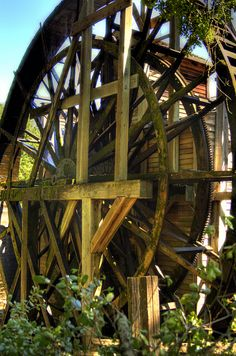 Bale Grist Mill, HDR Image | Flickr - Photo Sharing!