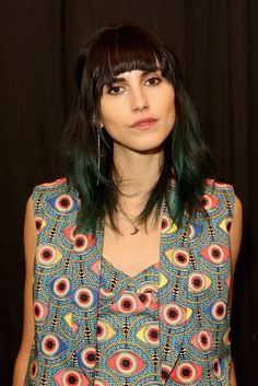 90+ ombre hair looks to inspire | Langley Fox goes green