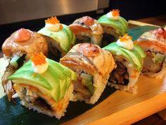 The Sushi Bar: Price Range: $3 to $15 // Address: 14 Scotts Road, Far East Plaza #03-89, Singapore 228213