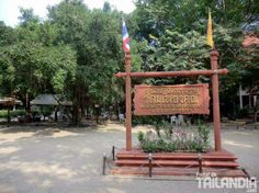 Centro meditacion de Ayutthaya