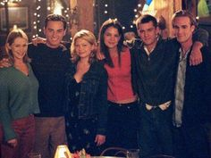 All Dawson's Creek post! One of the best!