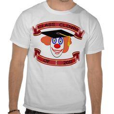 Class Clown of 2013 T-Shirt