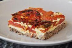 Κιμαλίδικο. Κιμάς φούρνου με ντομάτα και τυρί..