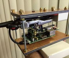Raspberry Pi for Amateur Radio VOIP (Echolink) Part 1,2 and 3 by kp4tr