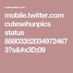 mobile.twitter.com cutesehunpics status 888033520349724673?s=09