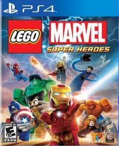 LEGO Marvel Super Heroes offers an original storyline in which Nick Fury calls upon Iron Man, the Hulk, Thor, Spider-Man, Wolverine and other heroes spannin Marvel Super Heroes Game, Super Hero Games, Marvel Heroes, Marvel Villains, Hulk Marvel, Nintendo Ds, Lego Batman 3, Spiderman Car, Xbox 360