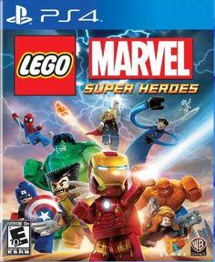 LEGO Marvel Super Heroes (PlayStation 4)