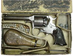 No idea ehat this is. Looks kind of like an adams revolver. Any ideas leave in the comments. Hint. Its not a remington 1858