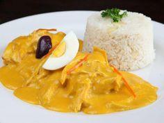 Peruvian Dishes, Peruvian Cuisine, Peruvian Recipes, Aji Amarillo Recipe, Entree Recipes, Cooking Recipes, Peruvian Chicken, Steak Dinner Sides, Summer Grilling Recipes