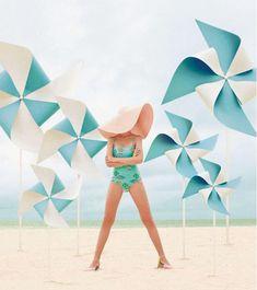 Heiress At The Beach
