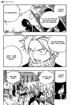 Fairy Tail 425 - Page 18